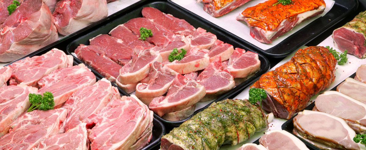 Assorted Pork Cuts